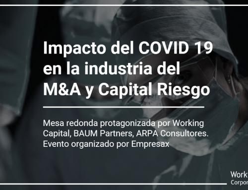 Impacto COVID M&A