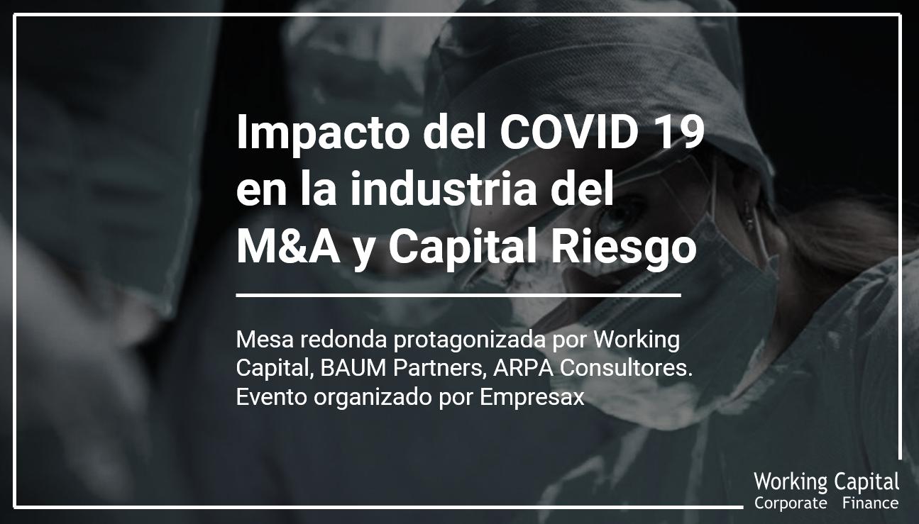 Impacto del COVID 19 en la Industria del M&A