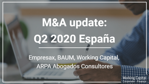 Actualidad M&A Q2