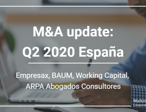 Working Capital, ARPA y BAUM Partners repasan la actualidad corporativa del Q2 en el Podcast de Empresax